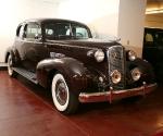 1937 Cadillac V12 Series 85 Custom Coupe