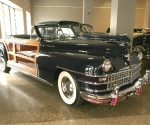 1948 Chrysler Town & Country Convertible Coupe