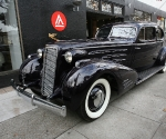 1934 Cadillac V16 Aero Coupe